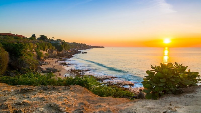 Pantai Tegalwangi & Pantai Balangan, Pantai Anti Mainstream di Bali