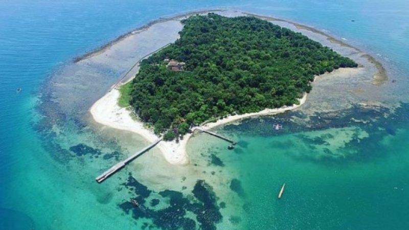 Pulau Panjang, Wisata Bahari yang Eksotis