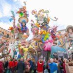 Festival Las Fallas, Perayaan Tradisional di Valencia, Spanyol